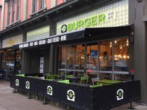 BurgerFi Saratoga