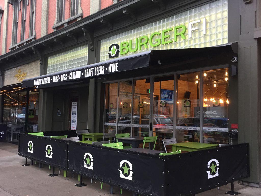 BurgerFi in Saratoga, NY