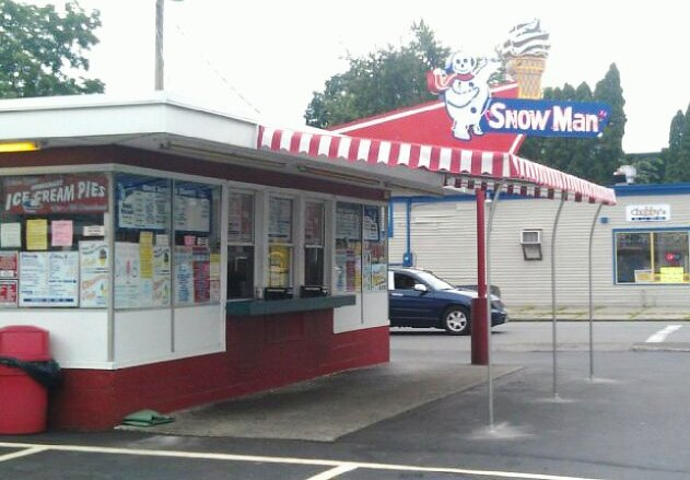 Stationary Commercial Awning