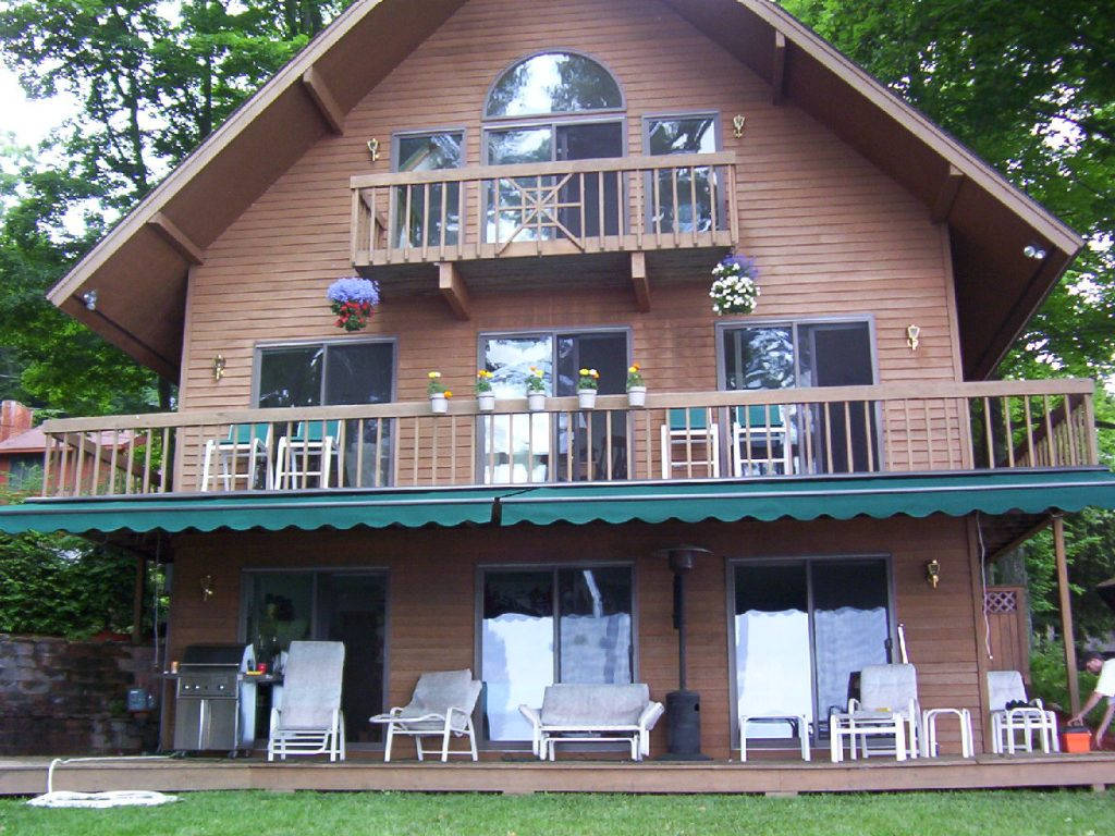 2 Regal Retractables on Sacandaga Lake, NY