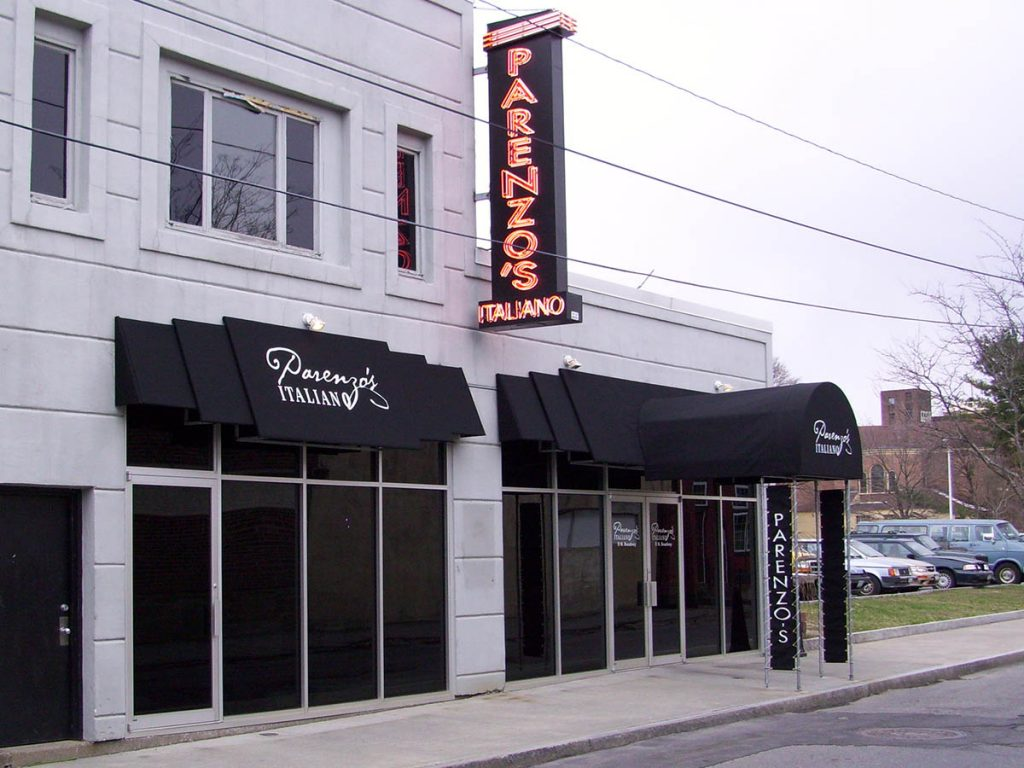 Parenzo's Custom Awning in Schenectady, NY