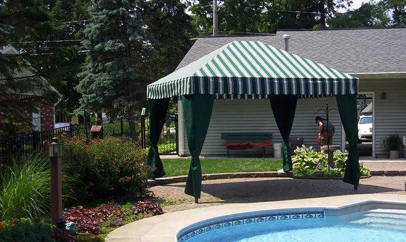 Stationary Residential Awnings in Upstate NY