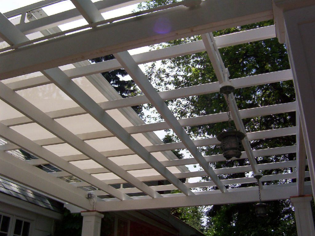 Pinnacle Retractable Shade, Loudonville, NY