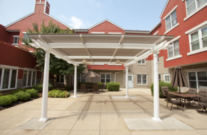 American Louvered System - NE Awnings
