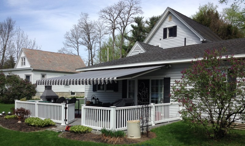 Residential Awnings in Upstate NY