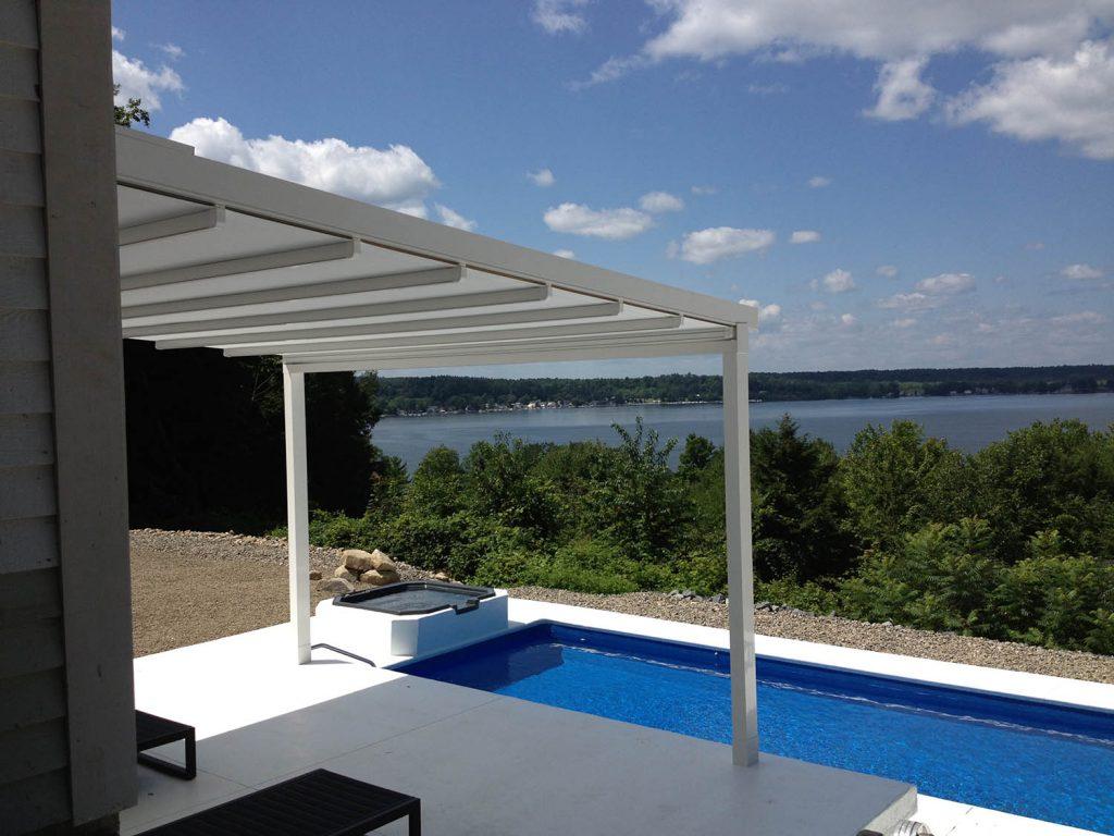 Residential Gennius above Saratoga Lake, NY