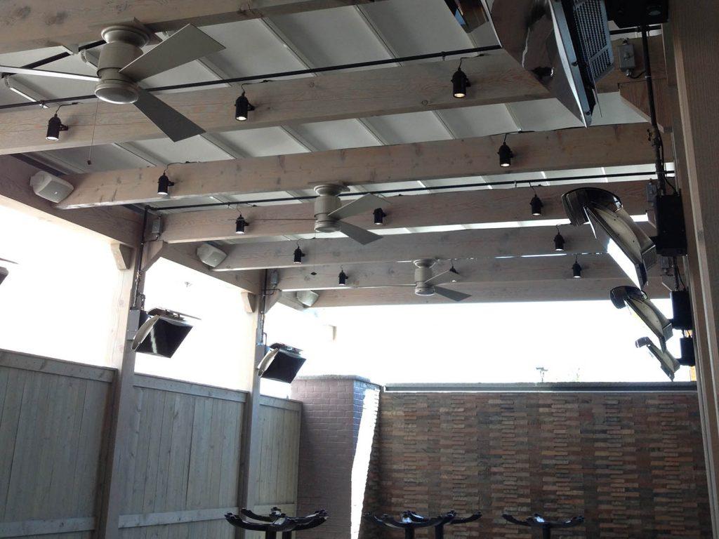 Gennius Retractable Roof 15 Church, Saratoga Springs, NY